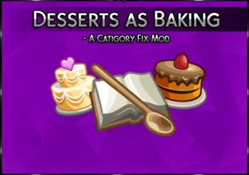 Dessert as Baking par Srslysims
