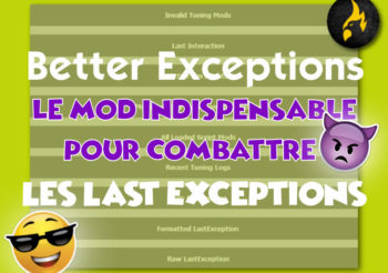 Better Exceptions v1.6 par TwistedMexi