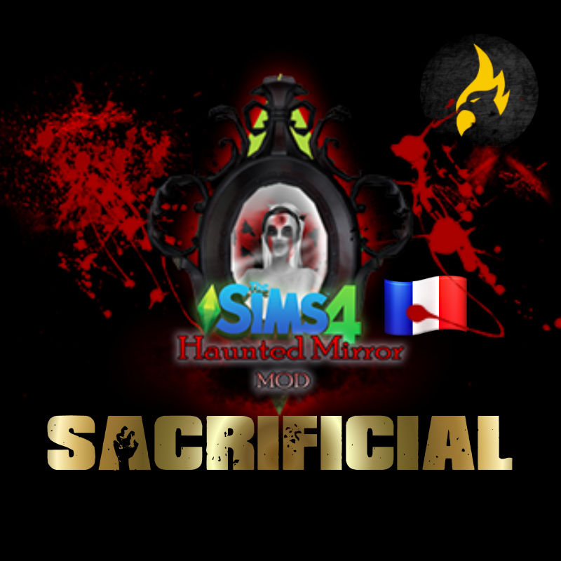 ▷ The Haunted Mirror par Sacrificial