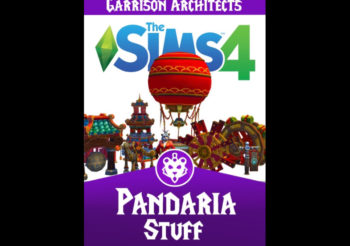 Pandaria Stuff Pack par The Garrison Architects
