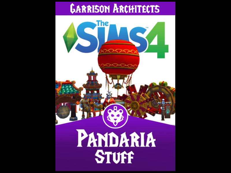 ▷ Pandaria Stuff Pack par The Garrison Architects