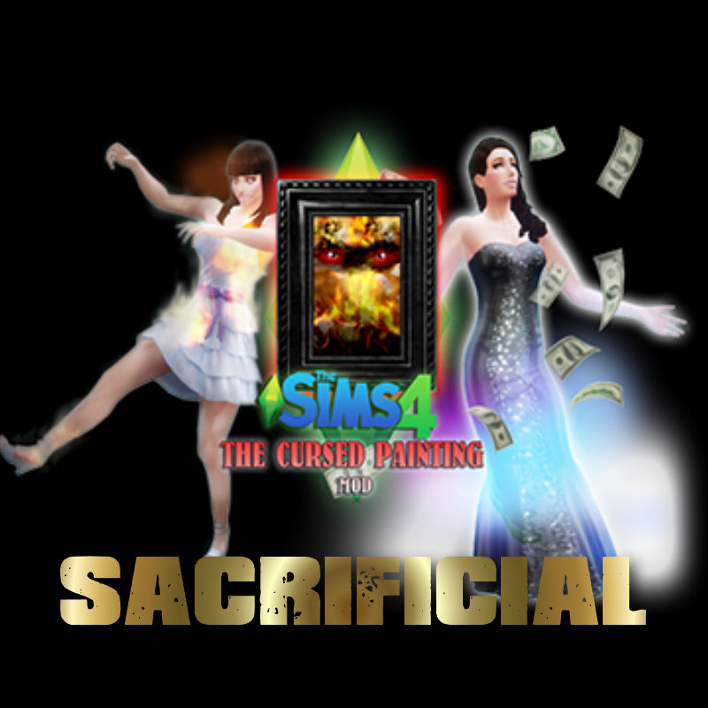 ▷ The Cursed Painting par Sacrificial
