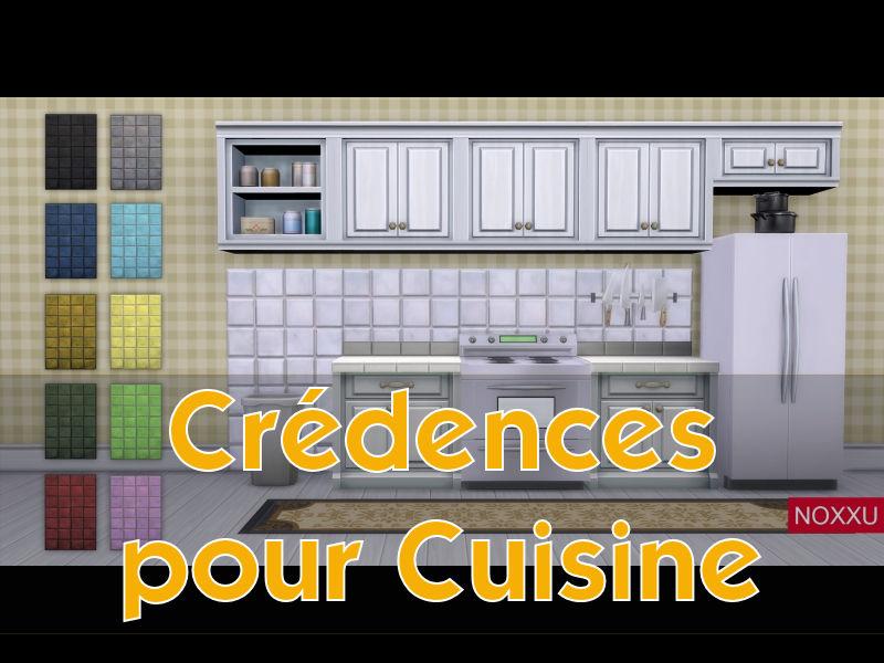 ▷ Crédences pour Cuisine par Rynnmenner