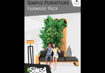 Pack d'Objets Simple Furniture par rBarkah