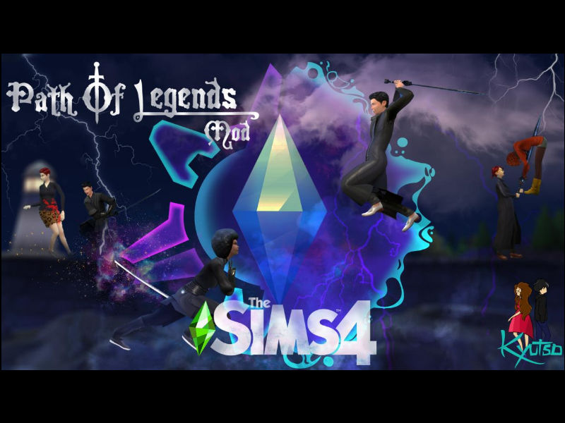 ▷ Path of Legends par Kyutso