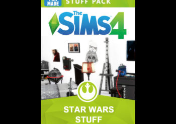 ▷ Pack d'Objets Maxis Match 'Star Wars' + Mini Pack par Cartoon Jessie