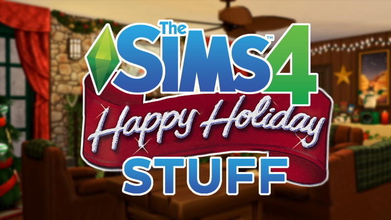 ▷ Pack Happy Holiday par Simsi45