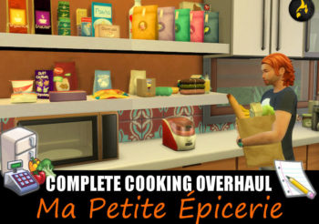 ▷ Srslysim's Complete Cooking Overhaul (SCCO)