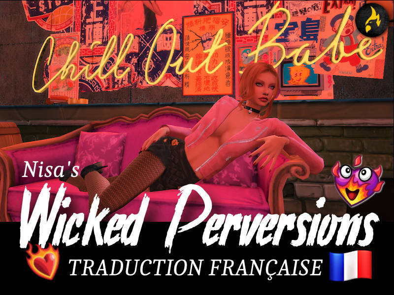 ▷🔞 Nisa Wicked Perversions Sims 4